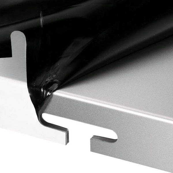 film métal