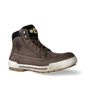 chaussure bison marron