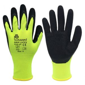 gants grip latex
