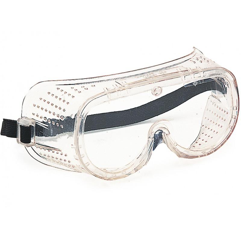 lunette et masque de protection