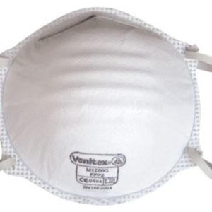 Masque respiratoire FFP2D