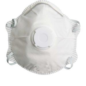 Masque respiratoire FFP2D AVEC VALVE