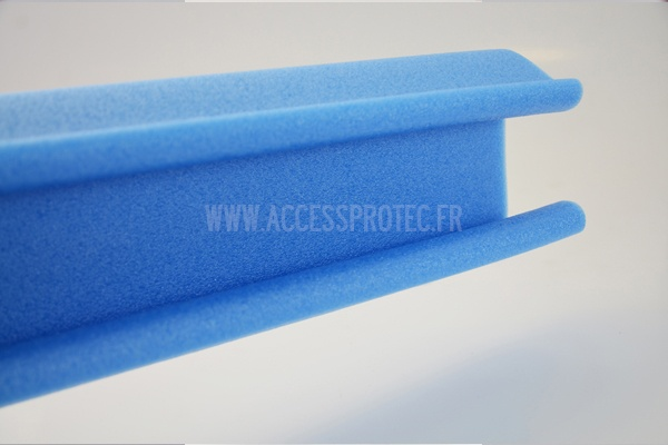 Protection de rampes en mousse pour balustres et main courante anti choc